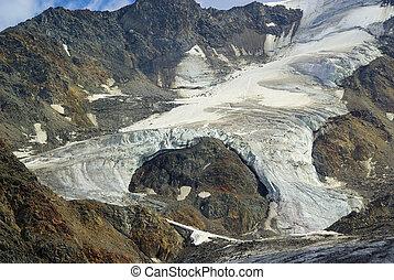 Kauner valley glacier 18