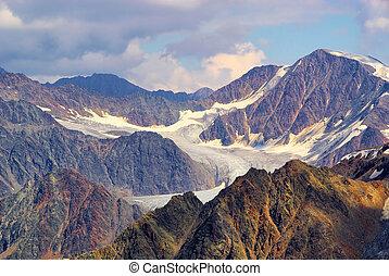 Kauner valley glacier 19