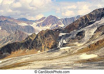 Kauner valley glacier 20