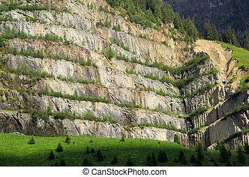 Kauner Valley quarry 02