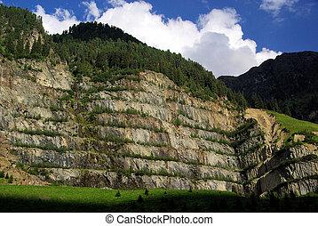 Kauner Valley quarry 03