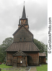 Kaupanger Stave Church - The Kaupanger Stave Church is the...