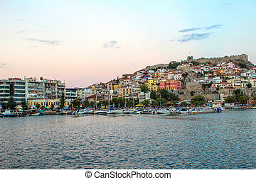 Kavala Harbor