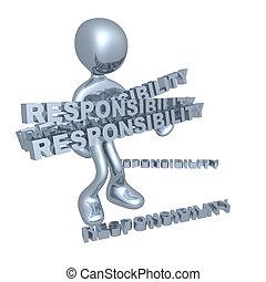 kavels, verantwoordelijkheden