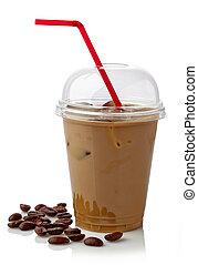 kawa, mrożony