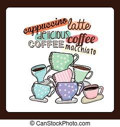 kawa, zachwycający