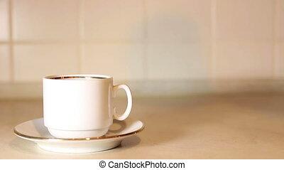 kawa, zsyp, cezve