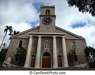 kawaiaha\'o, 教会