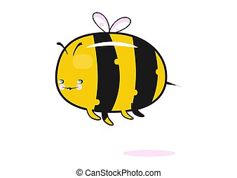 Kawaii bee.