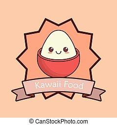 Kawaii food design