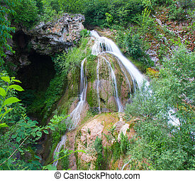 Kaya bunar waterfall