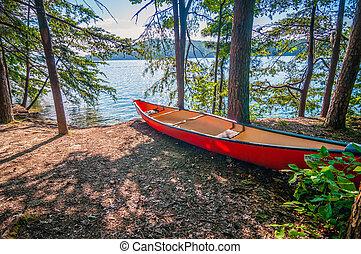 kayac, agua
