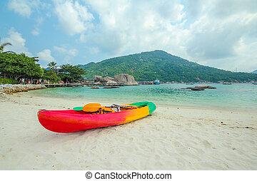 kayac,  nangyuan, isla, Tailandia