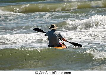 kayac, surf