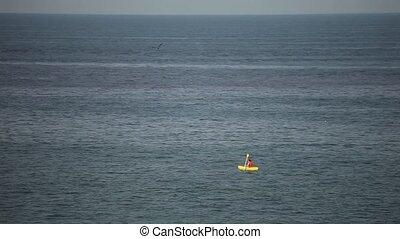 Kayak At Ocean
