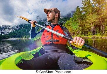 Kayak River Trip