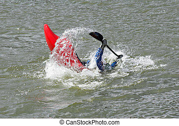 kayak roll 2