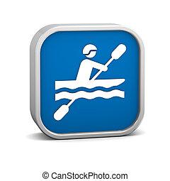 kayak, sinal