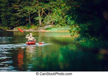 Kayak Tour on the River