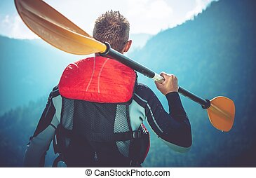 Kayak Trip Ready
