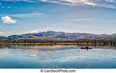 kayaking, alaska