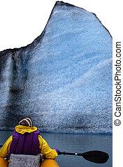 Kayaking: Valdez Glacier - Kayaking trip to Valdez Glacier ...