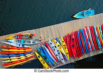 kayaques
