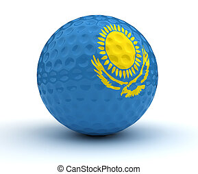 Kazakh Golf Ball