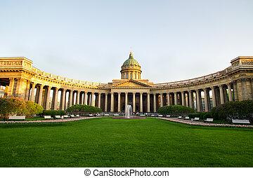 Kazan Cathedral Monument - Kazan Cathedral. Historic ...