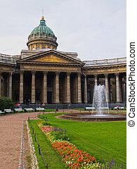 Kazan Cathedral in Saint Petersburg