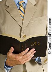 kaznodzieja, albo, handlowiec