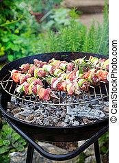kebab, churrasqueira