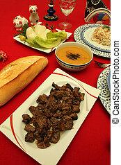 kebab, turco