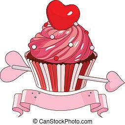 kedves, cupcake