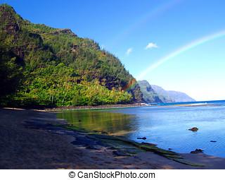 Ke\'e Beach, Kauai, Hawaii