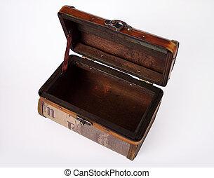 Keep sake box. Path included in file.