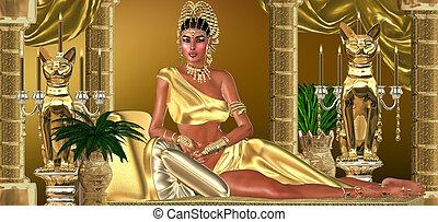 keizerin, romein