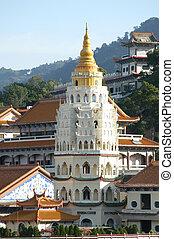Kek Lok Si Temple , Penang, Malaysia