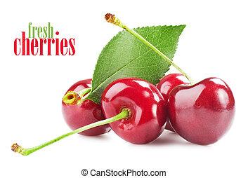 kellemes, cseresznye