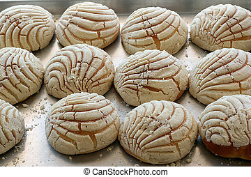 kellemes, spanyol, bread