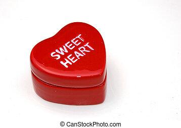 kellemes szív