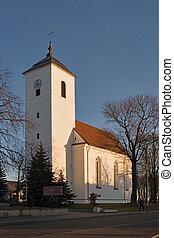 Kelme church