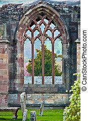 kelso, abbotskloster