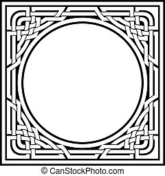 keltisch, frame