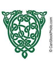 keltisch, knoop