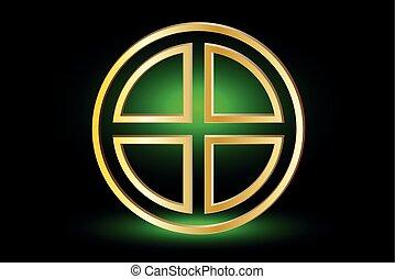 keltiska kryssa