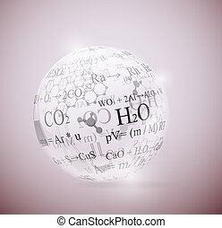 kemisk, sphere
