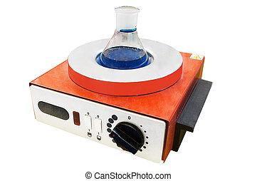 Kemisk, udrustning, Laboratorium