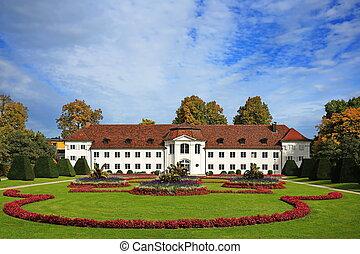 Kempten is a city in Bavaria