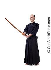 Kendo fighter